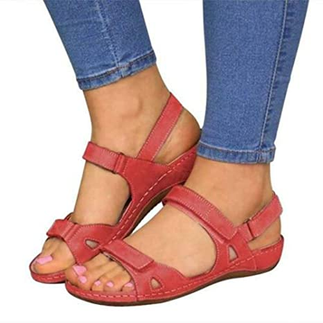 Orthopedic Open Toe Sandlas, Women's