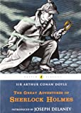 The Great Adventures of Sherlock Holmes by Arthur Conan Doyle front cover