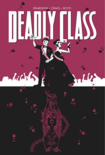 Pdf Mystery Deadly Class Volume 8: Never Go Back
