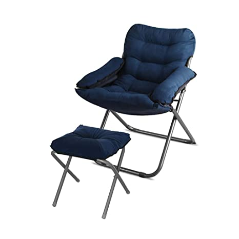 Peachy Amazon Com Folding Chair Sofa Chair Multifunction Lounge Caraccident5 Cool Chair Designs And Ideas Caraccident5Info