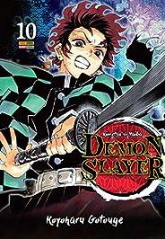 Demon Slayer - Kimetsu No Yaiba Vol. 10