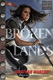 Book Cover: Broken Lands