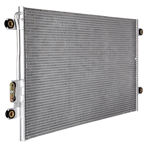 ECCPP AC A/C Condenser for 2006-2009 Freightliner Columbia -