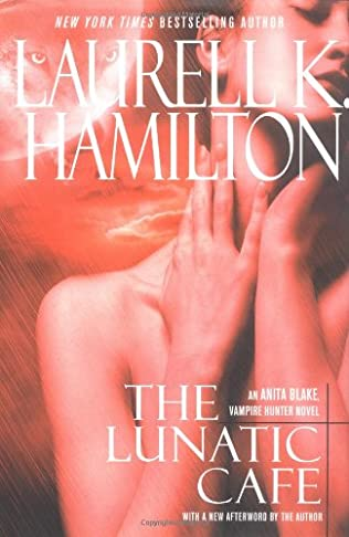 book cover of The Lunatic Cafe