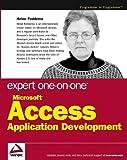 Expert One-on-one Microsoft Access Application Development