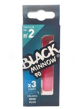 Fiiish Lures - Black Minnow Cuerpos BM90 - Señuelo Blando de ...