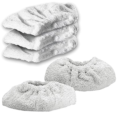 cotton terry cloth cover pads