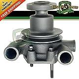 739527M91 Water Pump w/ Pulley for Massey Ferguson 20 135 2135 230 235 245+