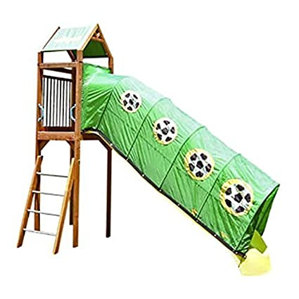 Amazon Com Fantaslides Soccer Star Slide Cover 8 Ft Cover By