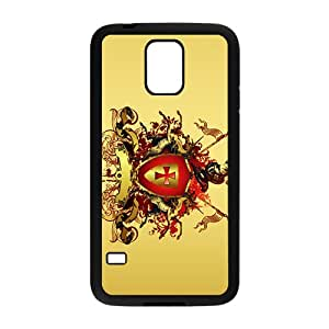 Creative Badge Pattern Hot Seller High Quality Case Cove For Samsung Galaxy S5