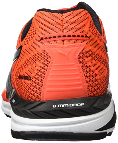 Puma Herren Speed 600 S Ignite Laufschuhe Rot (Red blast-puma white-puma Black 01)