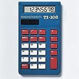 Texas Instruments TI-108 Simple Calculator