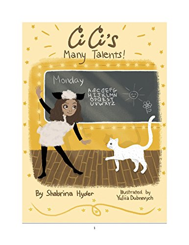 Cici's Many Talents (Cici's Book Series 1)