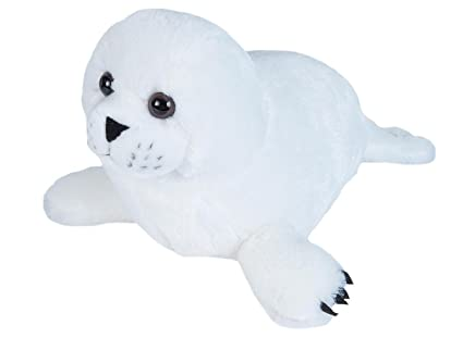 "Wild Republic AQ Seal Harp Pup 15"" ..."