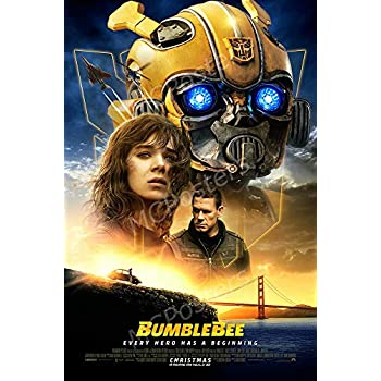 Bumblebee 2018 Movie Poster