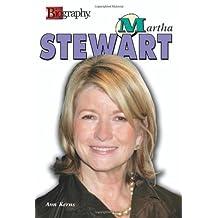 Martha Stewart (Biography (Lerner Hardcover)) by Ann Kerns (2006-11-01)