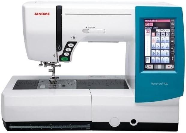 Janome - Máquina de Coser (MC9900)