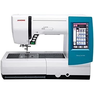 top best Janome Memory Craft 9900