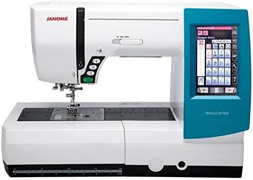 Janome - Máquina de Coser (MC9900): Amazon.es: Hogar