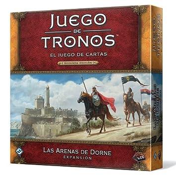 Fantasy Flight Games- Juego de Tronos lcg: Las Arenas de dorne - español, (FFGT30)