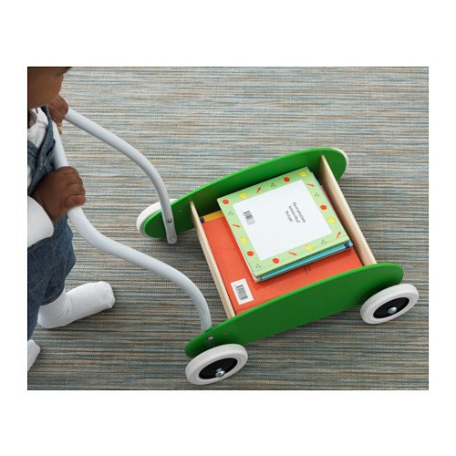 Ikea Mula 302.835.78 - Andador para bebé, diseño de abedul ...