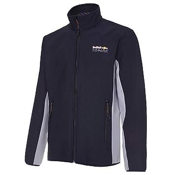 15e101a51eaa Red Bull Racing Mens Soft Shell Fleece Sweater - Blue - XL: Amazon ...