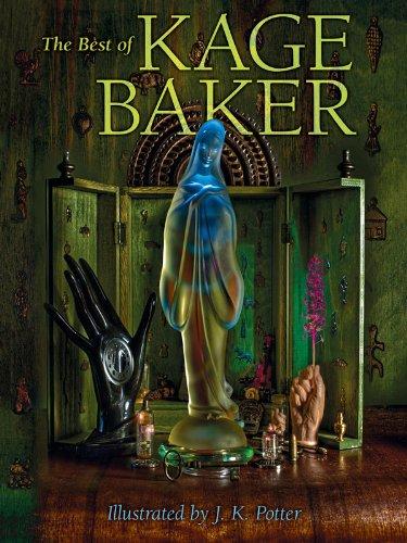 the company kage baker - 3