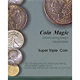 MMS Super Triple Coin (with DVD) by Johnny Wong - Trick