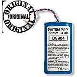 Daitem - Pile alarme DAITEM BATLI05 3.6V 4Ah - Pile(s)