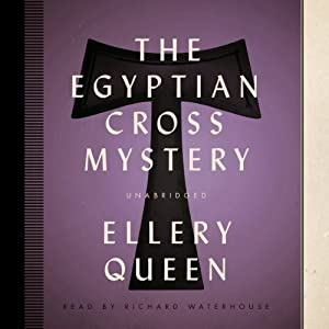 The Egyptian Cross Mystery Audiobook
