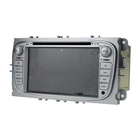 KUNFINE® Octa Core 4 GB Ram Android 8,0 Auto DVD GPS Navegación Multimedia Player Car Stereo Autoradio para Ford Focus 2007: Amazon.es: Electrónica