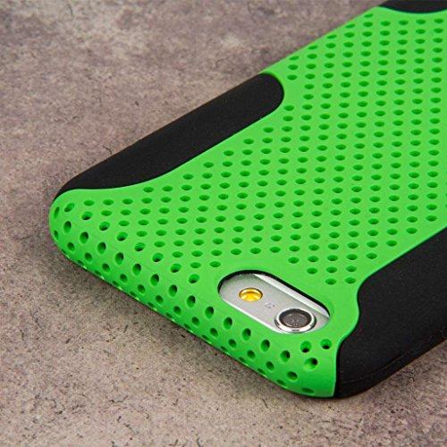 "MPERO FUSION M Series Protecteur Case Étui Coque for Apple iPhone 6 4.7"" - Neon Vert"