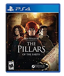 The Pillars of The Earth - PlayStation 4