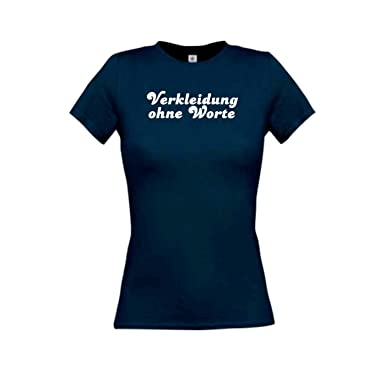 Lady Shirt Verkleidung Ohne Worte Verkleidet Karneval Fasching