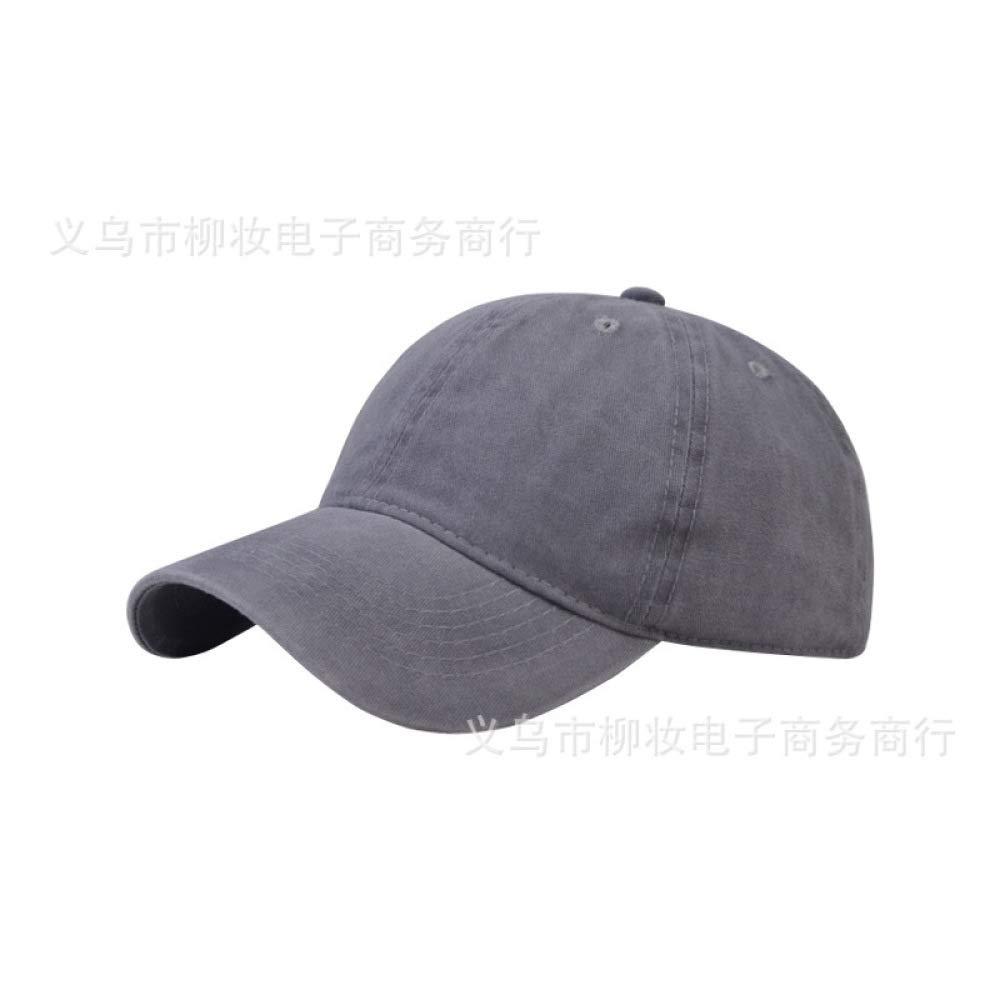 xiaochicun Sombrero Hembra Color sólido Gorra de béisbol Vieja ...