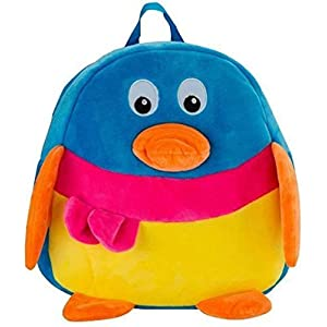 Kids School Bag Soft Plush...