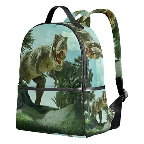 Dinosaur Paper Bag Puppet Pattern - 2