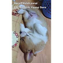 Goro@Welsh corgi 2005-2006 Young Goro (Japanese Edition)
