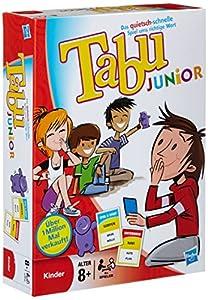 Hasbro Spiele 14334100 - Tabu Junior, Kinderspiel