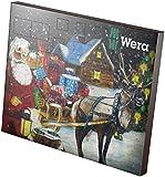 Wera Adventskalender 2016, 24-teilig , 1 Stück, 05135997001