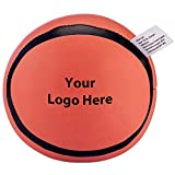 Basketball Pillow Ball - 150 Quantity - $2.75 Each - PROMOTIONAL PRODUCT / BULK / BRANDED with YOUR LOGO / CUSTOMIZED
