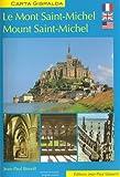 Le Mont St Michel Carta Gisralda Dépliant