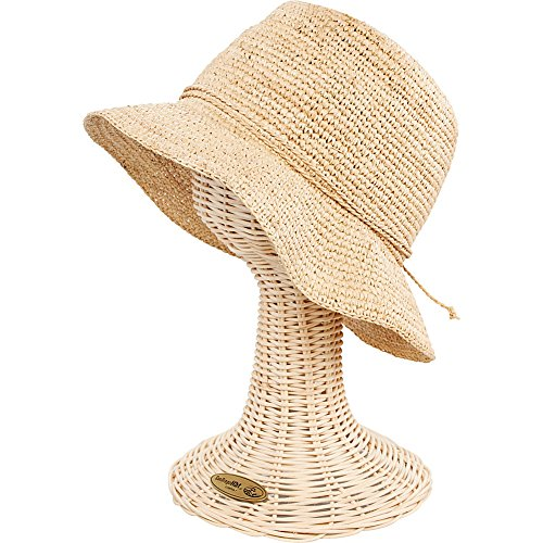 San Diego Hat Crochet Raffia product image