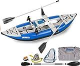Sea Eagle 300x Inflatable Explorer Kayak QuikRow Package
