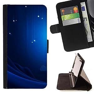 Kingstore / - Dejar caer objetos de iluminación en azul - Apple Iphone 4 / 4S