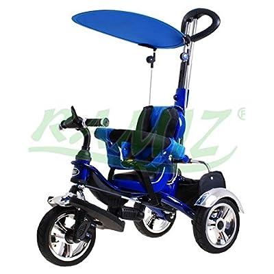 SporTrike Classic AIR Vélo pour enfant Tricylce - Bleu