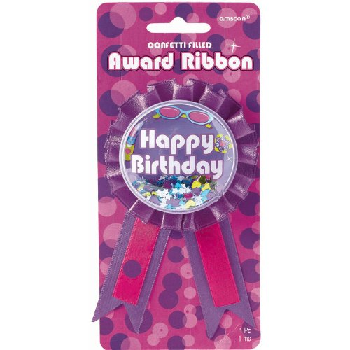 (Glitzy Girl Guest of Honor Ribbon)