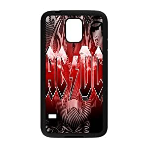 AC DC for Samsung Galaxy S5 Cell Phone Case & Custom Phone Case Cover R12A649571