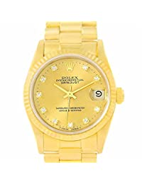 Rolex President automatic-self-wind womens Watch 68278 (Certified Pre-owned)