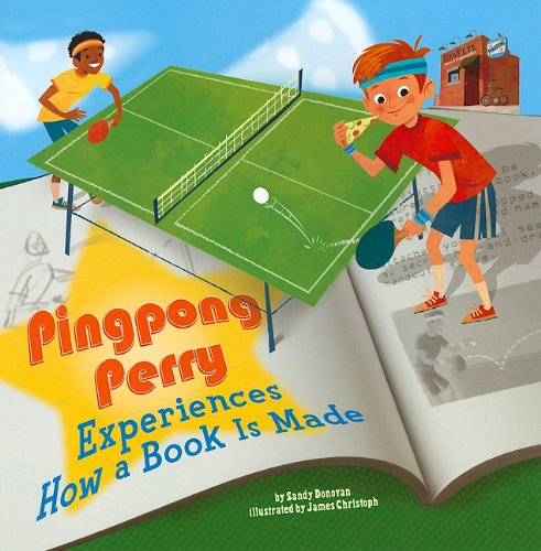 Download Pingpong Perry Experiences How a Book Is Made (In the Library) pdf